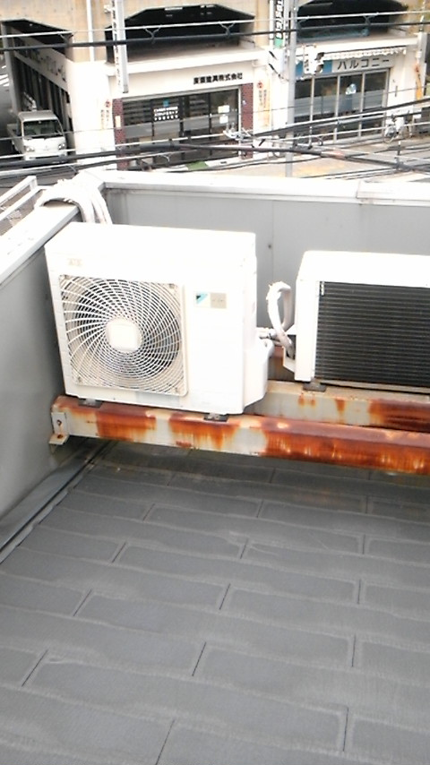 DAIKIN(ダイキン)業務用エアコン修理 エラーコード・E0 天カセ4方向ショーカセタイプ【SZNP40AAV】 施工日2016年5月25日